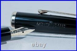 1956 MONTBLANC 342 Piston Filler OM 585 GOLD Nib flexible to OB FOUNTAIN PEN