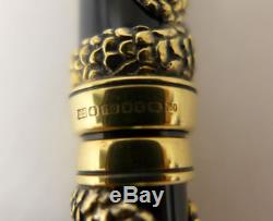 A8 Parker Fountain pen 18k Gold Snake Limited Edition