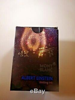 Albert Einstein Montblanc Ink