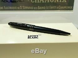 FREE NEXT DAY! Montblanc Meisterstuck Matte Midnight Ballpoint Pen / Mont Blanc