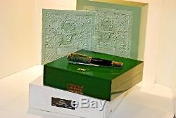 Fountain Pen Montblanc Qing Dynasty Limited Edition 2002