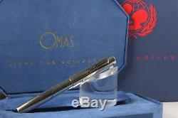 Fountain Pen Omas Unicef Signs For Children Sinopoli 54/300 Complete Box