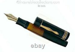 ICONIC MONTBLANC MEISTERSTUCK N 139 L Gold Nib Fountain pen 1940