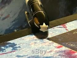 Limited Edition Mont Blanc F Scott Fitzgerald Ballpoint Pen