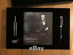 Limited Edition Montblanc Johannes Brahms Fountain Pen New In Box M Nib