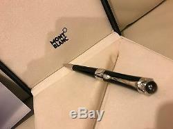 MONT BLANC Etoile De MontBlanc Precieuse Ballpoint Pen Diamonds 104303 NEW