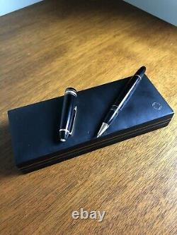 MONT BLANC MEISTERSTUCK LE GRAND ROLLERBALL PEN. Serial number GY2156172