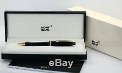 MONTBLANC 164 Classique Meisterstück gold-coated Kugelschreiber ballpoint pen