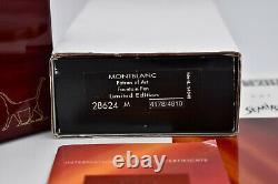 MONTBLANC 1996 Semiramis Patron of Art Limited Edition 4178/4810 Fountain Pen M