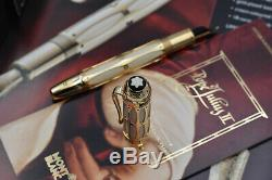 MONTBLANC 2005 Pope Julius II Patron of Art Limited Edition 1345/4810 M 35576