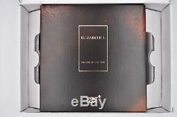MONTBLANC 2010 Elizabeth I Patron of Art Limited Edition 442/888 Fountain Pen M