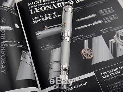 MONTBLANC 2013 Great Characters Leonardo da Vinci LE3000 Rollerball Pen 245/3000