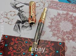 MONTBLANC 2018 Homage to Ibn Sn (Avicenna) Limited Edition 65 Fountain Pen M