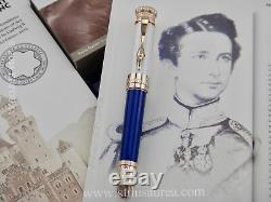 MONTBLANC 2018 Patron of Arts Homage to Ludwig II Limited Edition 4810 M + Ink