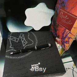 MONTBLANC Agatha Christie Ballpoint Pen Writers Edition 1993 15345/25000 NEW