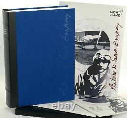 MONTBLANC Antoine de SAINT EXUPERY 1931 Füller pen Writers Edition 116062 OVP