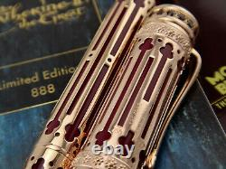 MONTBLANC Catherine II The Great Limited Edition 888 N°186/888 Fountain Pen M