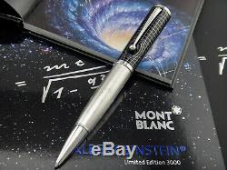 MONTBLANC Great Characters Albert Einstein 2012 LE1500 Ballpoint pen N° 226/1500