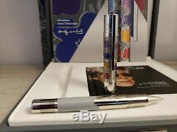 MONTBLANC Great Characters Andy Warhol 1928 Limited Edition Rollerball Pen