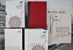 MONTBLANC Homage to Victor Hugo 2020 Writers Limited Edition 1831 Fountain Pen M