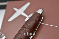 MONTBLANC Le Petit Prince and Aviator Solitaire Le Grand Fountain Pen M 119684