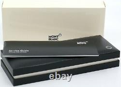 MONTBLANC LeGrand Meisterstück ROLLERBALL pen 162 Platinum-Coated # 7571 NEU OVP