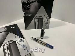 MONTBLANC Limited Edition LEO TOLSTOY 2015 Fountain Pen (F) NIB