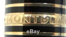 MONTBLANC MEISTERSTÜCK 146 LE GRAND 14k 585 nib F Fountain Pen 2000s