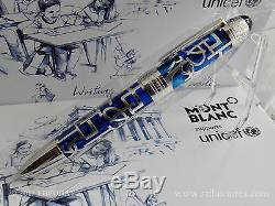 MONTBLANC MEISTERSTUCK 149 SKELETON UNICEF WRITING IS A GIFT M Ref. 115981 SEALED