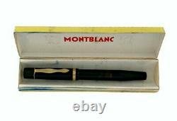 MONTBLANC MEISTERSTUCK N 134 WAR Metal Nib Fountain pen 1943 Collectors