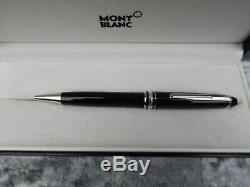 MONTBLANC MEISTERSTUCK P164 classique platinum ballpoint pen NEWithBOXED