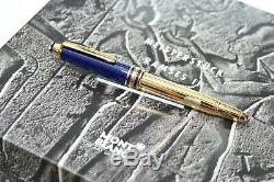 MONTBLANC MEISTERTUCK MOZART Ramses II SPECIAL EDITION FOUNTAIN PEN 20116