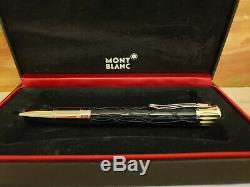 MONTBLANC Mark Twain Writers Limited Edition Ballpoint Pen, MINT UNUSED