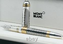 MONTBLANC Max v. Oppenheim II Füller 4810 Patron of Art 2009 fountain pen 104220