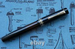 MONTBLANC Meisterstuck 136 Fountain pen Restored and fully functionnal