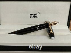MONTBLANC Meisterstuck 90 YEARS Medium Nib LeGrand 146 Size Fountain Pen, MINT
