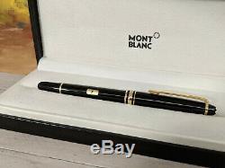 MONTBLANC Meisterstuck Classique 144 Fountain Pen, NOS