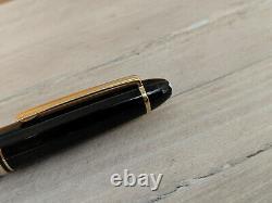 MONTBLANC Meisterstuck Gold Trim LeGrand 161 Ballpoint Pen