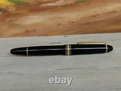 MONTBLANC Meisterstuck Gold Trim LeGrand 162 Rollerball Pen, READ