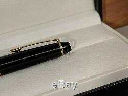 MONTBLANC Meisterstück Homage W. A. Mozart 14K Gold Nib Mini Fountain Pen