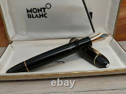 MONTBLANC Meisterstuck No. 149 Fountain Pen 18K Nib