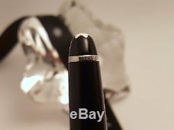MONTBLANC Meisterstuck Platinum Line Classique 163 Rollerball Pen, BRAND NEW
