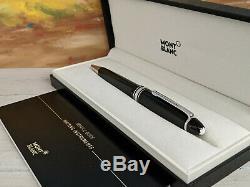 MONTBLANC Meisterstuck Platinum Line LeGrand 161 Ballpoint Pen, EXCELLENT
