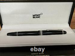 MONTBLANC Meisterstuck Platinum Line LeGrand 162 Rollerball Pen