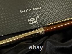 MONTBLANC Meisterstuck Solitaire Citrine Classique 144 Fountain Pen