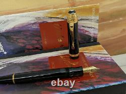 MONTBLANC Meisterstuck Voltaire Writers Limited Edition Fountain Pen