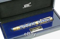 MONTBLANC PRINCE REGENT 4810 FÜLLER Patron of Art 1995 fountain pen OVP ID 28619