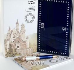 MONTBLANC Patron of Art Homage to Ludwig II Fountain Pen 117843 New