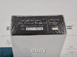MONTBLANC SEALED 1995 The Prince Regent Patron of Art Limited Edition 0627/4810