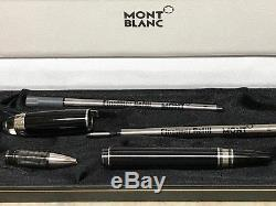 MONTBLANC StarWalker Black Midnight Fineliner Pen